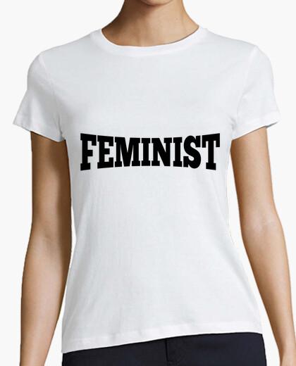 Camiseta Feminist London