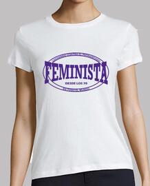 Feminista desde los años 70
