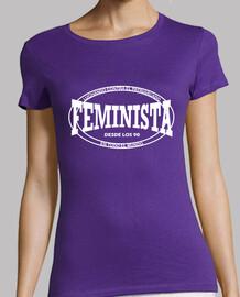 Feminista desde los años 90