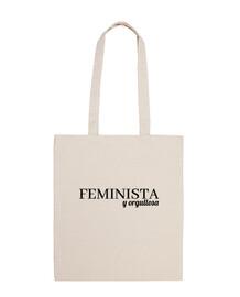 FEMINISTA y orgullosa
