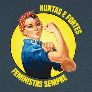 Camisetas Feministas sempre