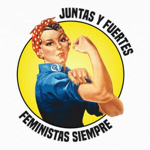 Feministas siempre T-shirts