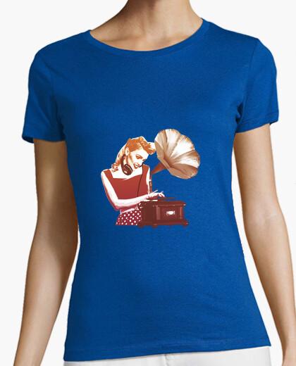Tee-shirt Femme - RETRO-DJETTE