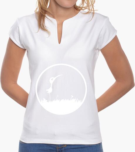 Tee Maorouge M0nvn8w Femmecol Oiseau Shirt 1043911 erdxBQCoW