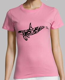 femme orque tribale
