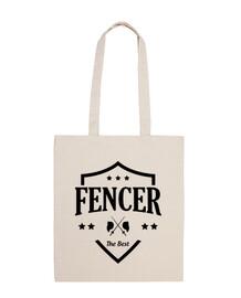 fencing / fencer