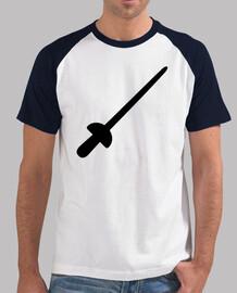 fencing saber