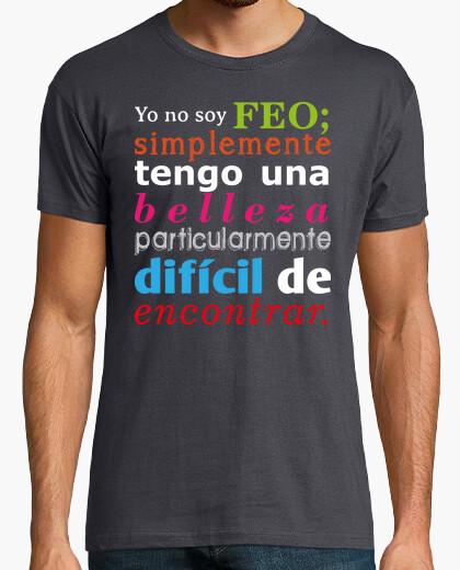 Camiseta FeoWhite