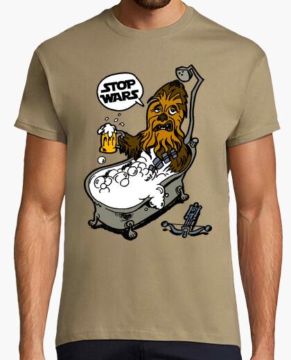 T-shirt fermare wars