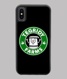 fermes agricoles