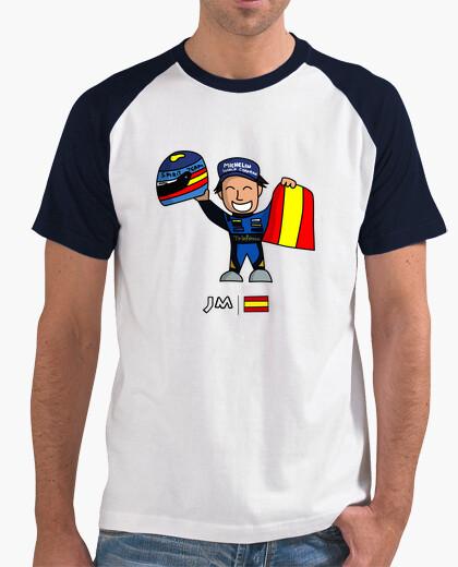 Camiseta Fernando Alonso - Formula 1 -...