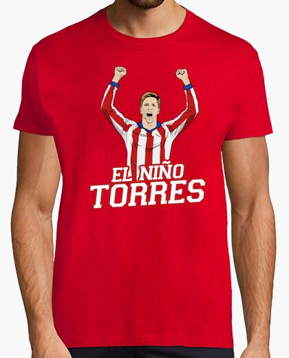 Camiseta Fernando Torres