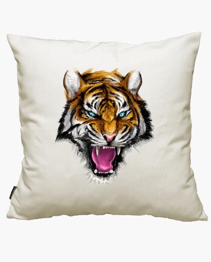 Funda cojín Ferocious Tiger