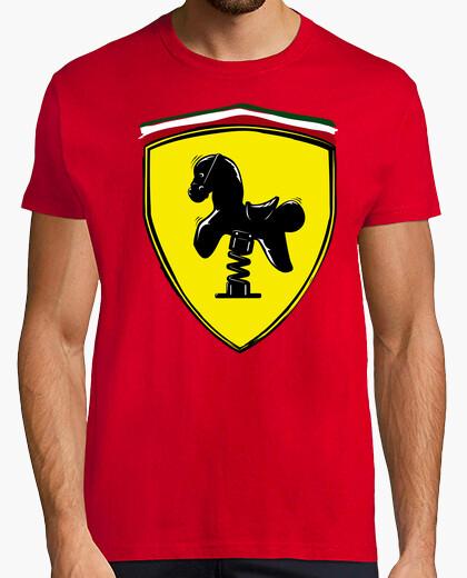 Camiseta Ferrari