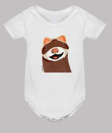 Ferret cartoon - hurón