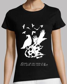 Festín de cuervos (chica)