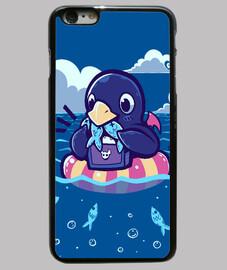 festin de sardine d'été - étui de téléphone