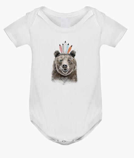Ropa infantil festival oso