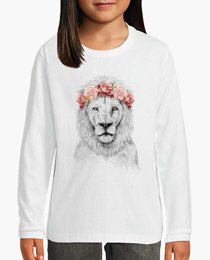 Vêtements enfant fête du lion