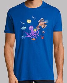 fête octopus