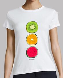 feu de circulation des fruits