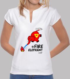 feuer elefant