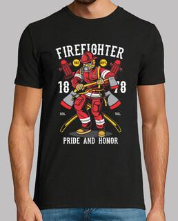 Feuerwehrmamann