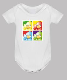 FF - Chocobo Warhol Baby