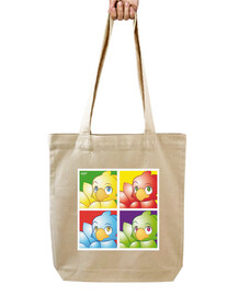 ff - warhol chocobo (bag)