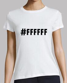 #ffffff - girl