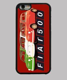 fiat 500 iphone 6