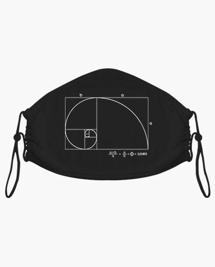 Mascarilla Fibonacci  Matematicas  Profe