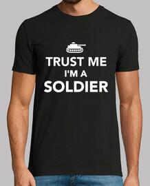 fidati di me sono un soldato