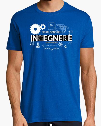 T-shirt Fidati, sono un Ingegnere