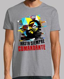 Fidel Castro Hasta Siempre Comandante