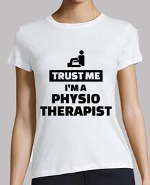 fiducia in me io sono un fisioterapista