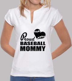 fier maman de baseball