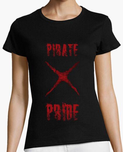 Tee-shirt fierté pirate
