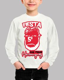 Fiesta San Fermín Hemingway