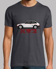 Fiesta XR2 blanco