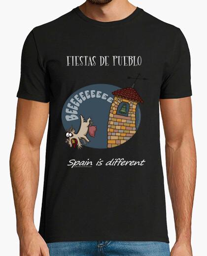 Camiseta Fiestas de Pueblo