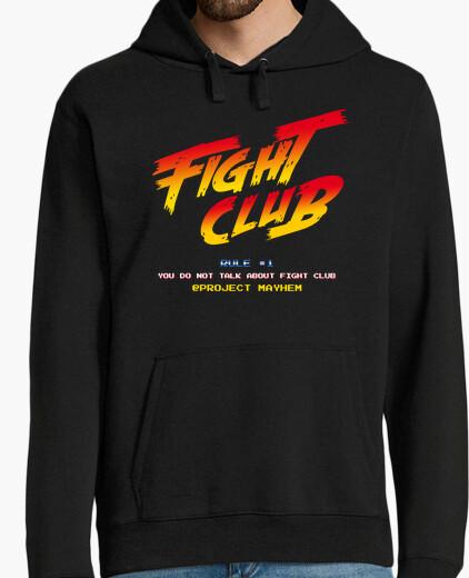 Fight club hoodie