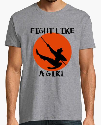 Camiseta Fight like a girl