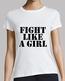 fight like una ragazza