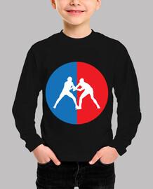 fight shirt - sports - wrestler