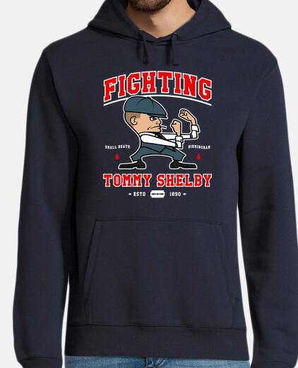 fighting shelby hoodie