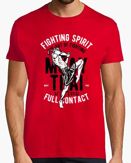 Camiseta Fighting Spirit
