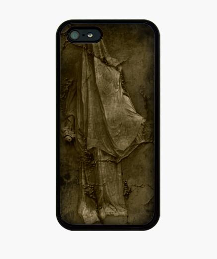 Coque iPhone figure fantomatique