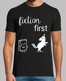 fiktion zuerst