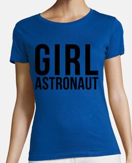 fille astronaute